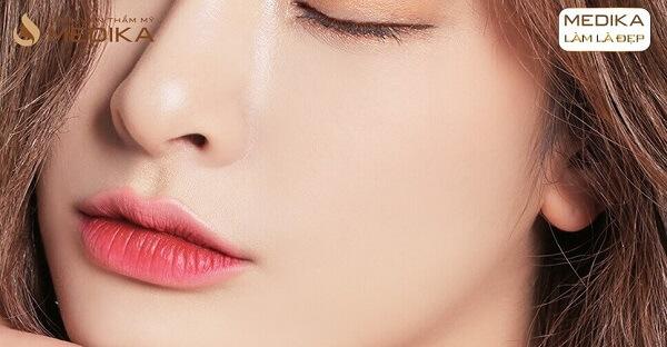 Điểm khác biệt của nâng mũi cấu trúc khiến chị em mê đắm ở nangmuislinedep.com.vn