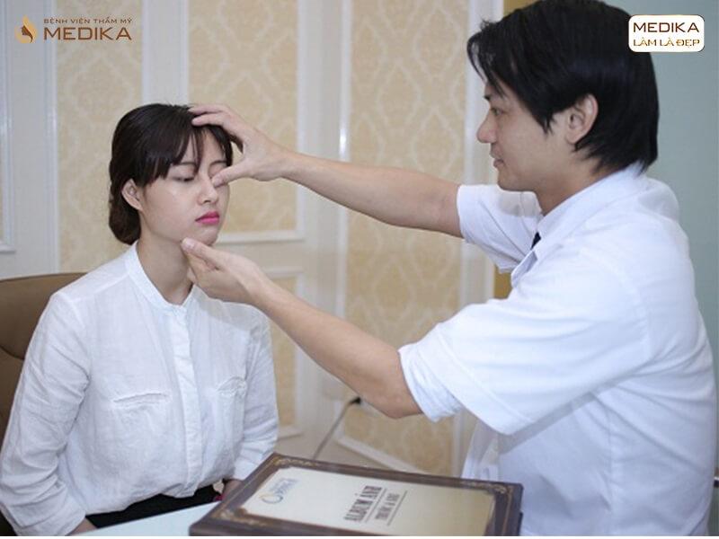 Chi phí nâng mũi Hàn Quốc sở hữu dáng mũi đẹp chuẩn Hàn Quốc ở nangmuislinedep.com.vn