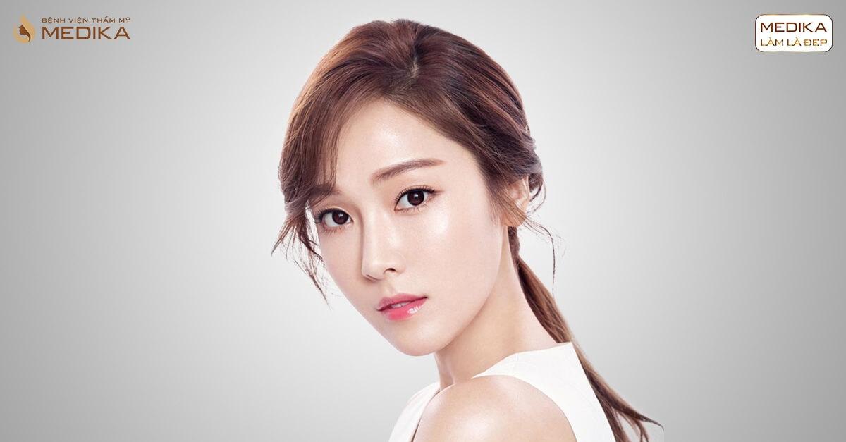 Chi phí nâng mũi Hàn Quốc sở hữu dáng mũi đẹp chuẩn Hàn Quốc tại nangmuislinedep.com.vn