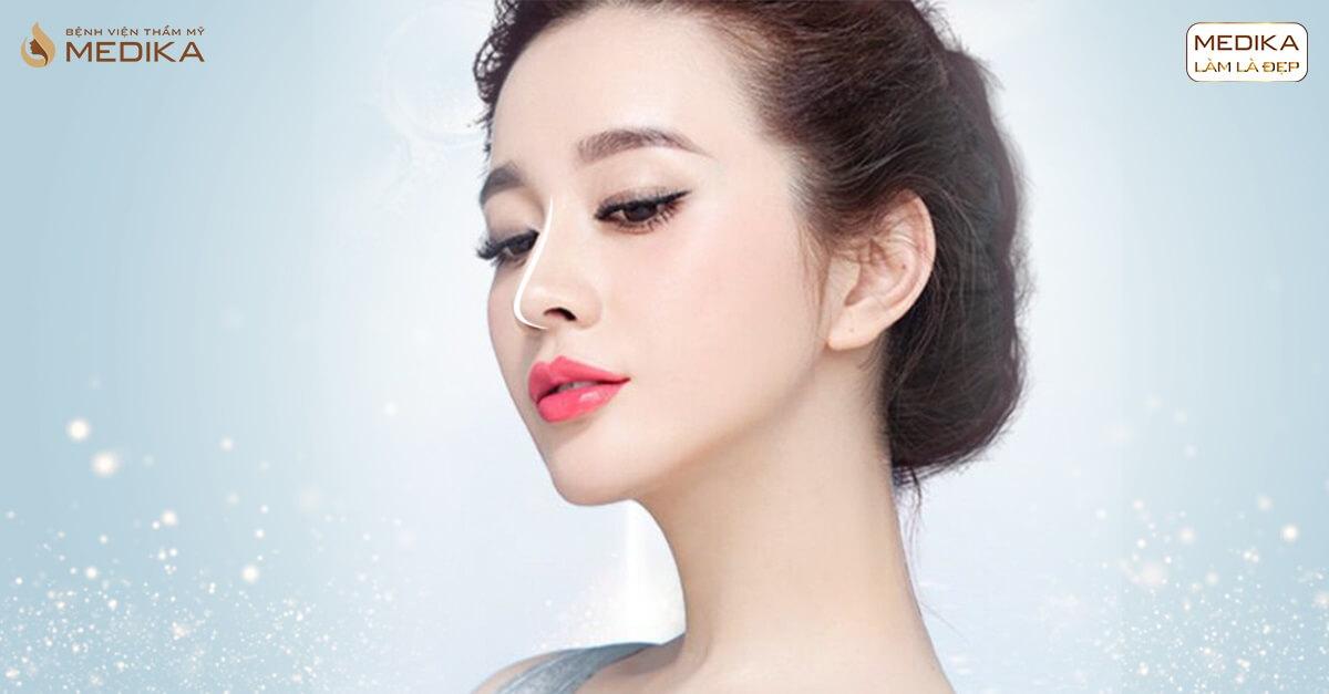 Nâng mũi sụn tự thân có mang lại hiệu quả vĩnh viễn không tại nangmuislinedep.com.vn?