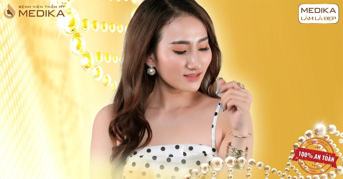 Chế độ chăm sóc mũi khi thực hiện nâng mũi L line - Ở nangmuislinedep.com.vn