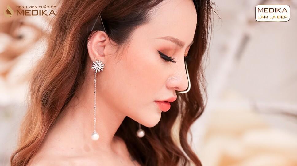 Nâng mũi L Line - Sở hữu chiếc mũi cao chuẩn tây hoàn hảo