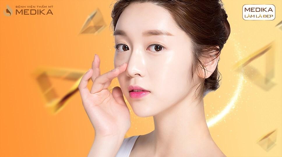 Nâng mũi 3D - Tại nangmuislinedep.com.vn