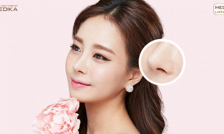 Bật mí cách thu gọn cánh mũi không phẫu thuật hiệu quả tối ưu - Tại nangmuislinedep.com.vn