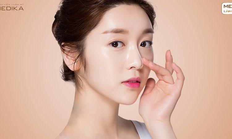 Giải pháp nâng mũi bọc sụn nhân tạo khắc tinh của bóng đỏ đầu mũi - Tại nangmuislinedep.com.vn