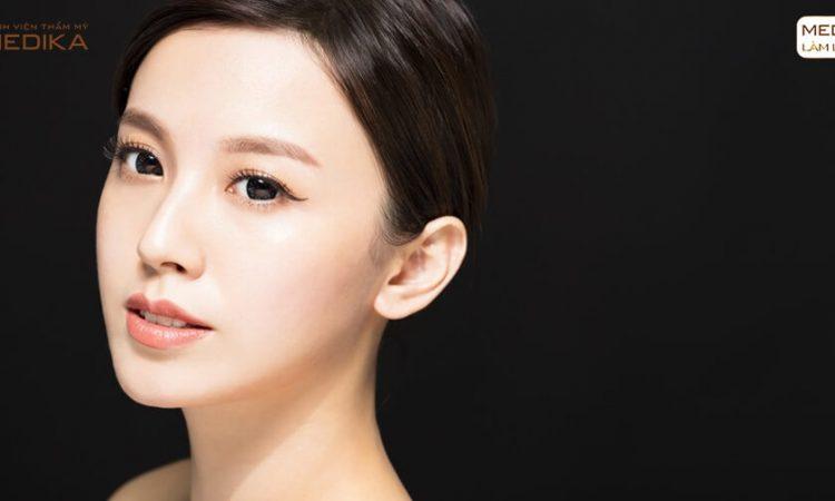 Sở hữu dáng mũi cao không dao kéo nhờ nâng mũi không phẫu thuật - Tại nangmuislinedep.com.vn