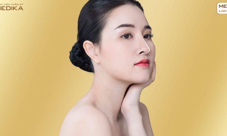 Nâng mũi L line có phù hợp với phái nữ? - Tại nangmuislinedep.com.vn