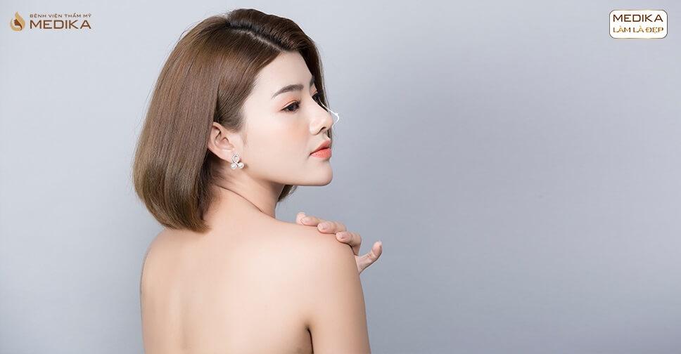 Nâng mũi bằng sụn tự thân hoàn thiện các khuyết điểm trên mũi - Nangmuislinedep.com.vn