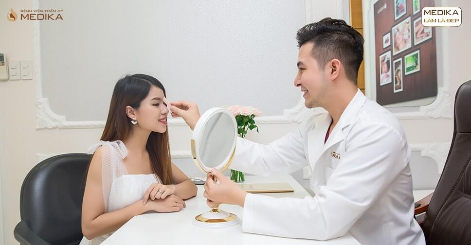 Nâng mũi bằng sụn tự thân lợi hay hại? - Ở nangmuislinedep.com.vn