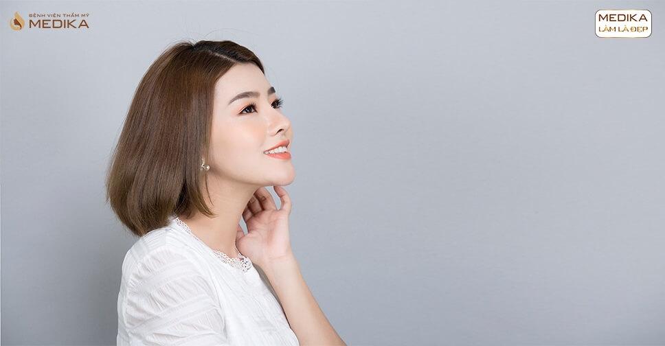 Câu chuyện thật: Lột xác hoàn toàn nhờ nâng mũi S line của cô nàng 9x - Ở Nangmuislinedep.com.vn