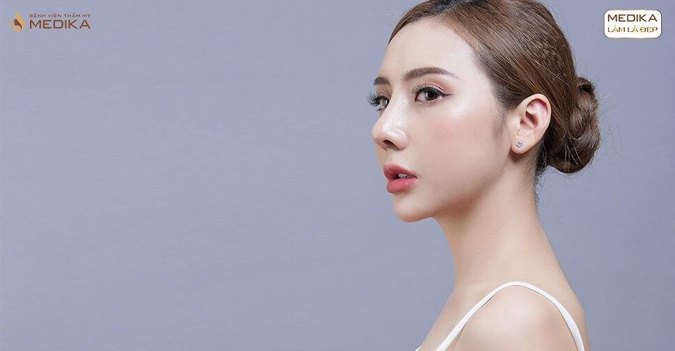 Nâng mũi 3D S line cho người cao huyết áp nên hay không? - Tại nangmuislinedep.com.vn