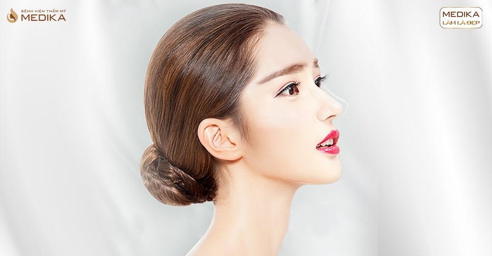 Thu nhỏ đầu mũi có gây ảnh hưởng đến tướng số? - Ở Nangmuislinedep.com.vn