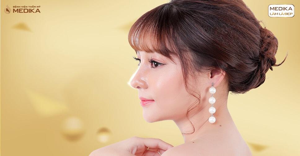 Vì sao chênh lệch giá nâng mũi truyền thống và nâng mũi sụn tự thân? - Nangmuislinedep.com.vn