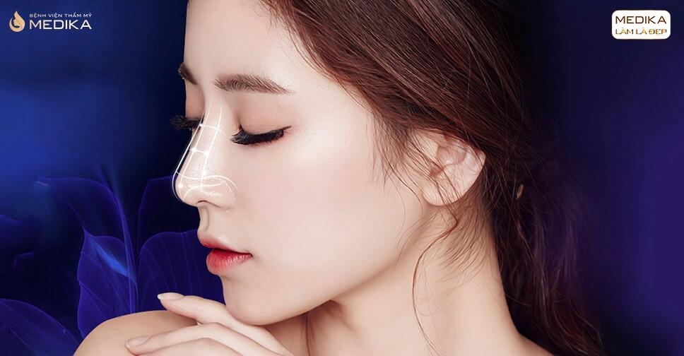Là người châu Á thì nên lựa chọn nâng mũi L line hay S line? - Nangmuislinedep.com.vn