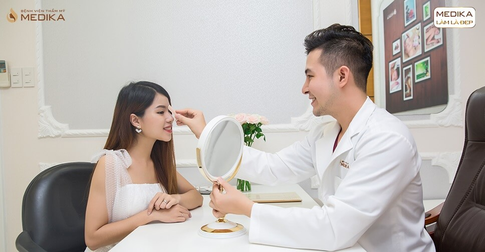 Nâng mũi bọc sụn vĩnh viễn tin được không? - Tại Nangmuislinedep.com.vn