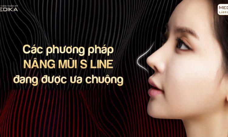 Các phương pháp nâng mũi S line đang được ưa chuộng từ Nangmuislinedep.com.vn