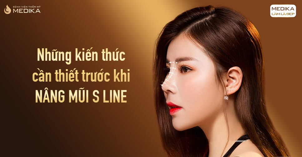 Những kiến thức cần thiết trước khi nâng mũi S line từ Nangmuislinedep.com.vn