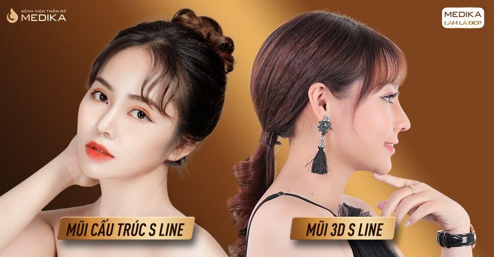So sánh giữa các kĩ thuật nâng mũi S line bởi Nangmuislinedep.com.vn