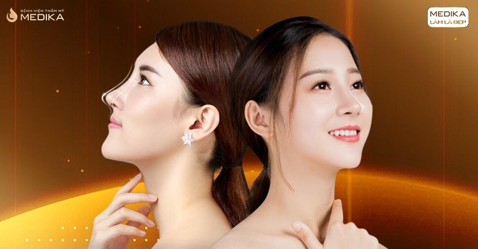 Vì sao nâng mũi S line ngày càng được yêu thích bởi Nangmuislinedep.com.vn?