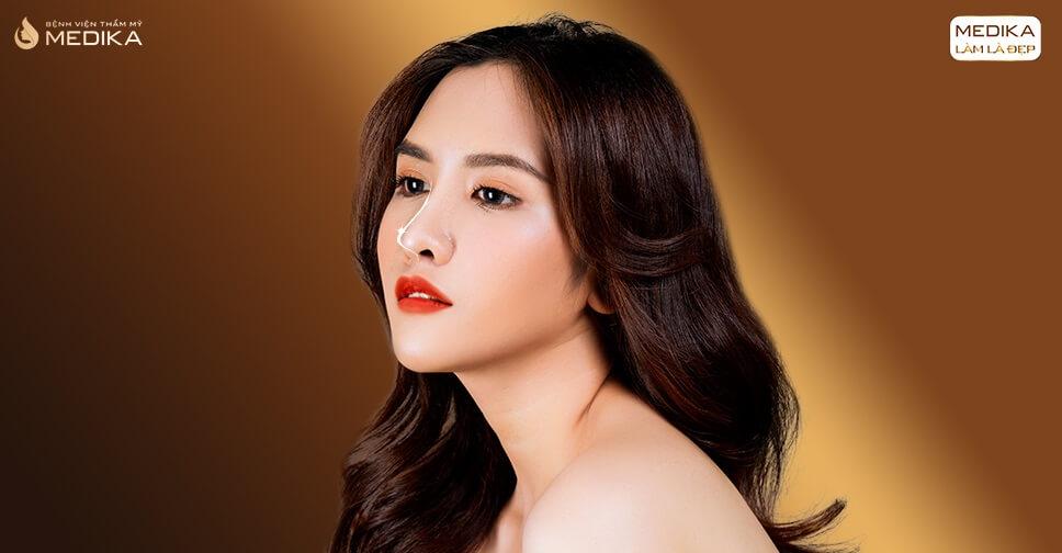 Lợi và hại của việc nâng mũi bọc sụn bởi Nangmuislinedep.com.vn