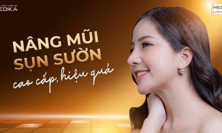 Nâng mũi sụn sườn cao cấp thì có vĩnh viễn không từ Nangmuislinedep.com.vn?