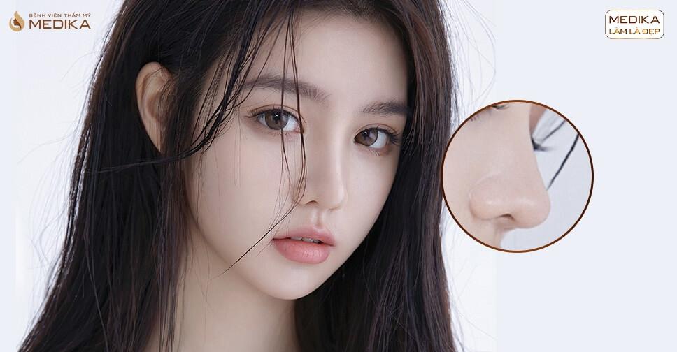 Những điều cần làm rõ trước khi nâng mũi sụn tự thân từ Nangmuislinedep.com.vn