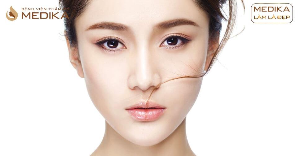 Thu gọn cánh mũi có cần thực hiện nâng mũi nữa không tuwf Nangmuislinedep.com.vn?