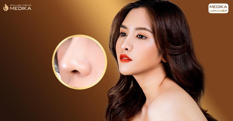 Thực hiện nâng mũi sụn nhân tạo có nguy cơ biến chứng cao không bởi Nangmuislinedep.com.vn?