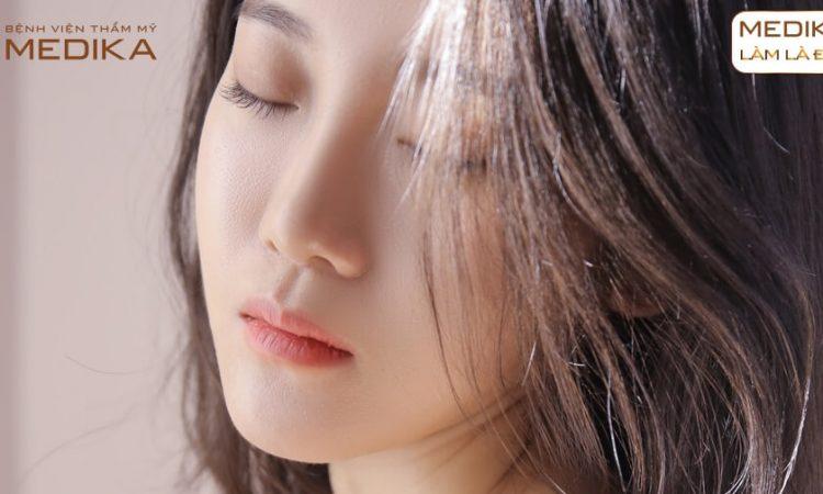 Kinh hoàng biến chứng nâng mũi sụn sườn từ Nangmuislinedep.com.vn