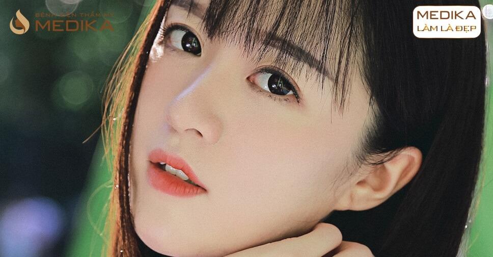 Làm sao để nâng mũi Hàn Quốc cao thanh chuẩn Hàn bởi Nangmuislinedep.com.vn?