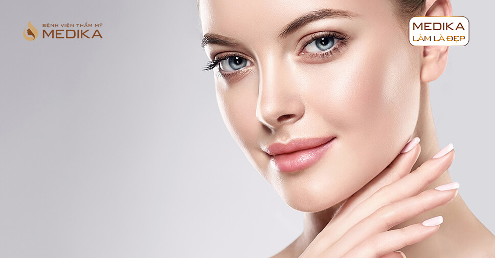 60 phút có ngay mũi đẹp sau nâng mũi sụn tự thân tại Nangmuislinedep.com.vn