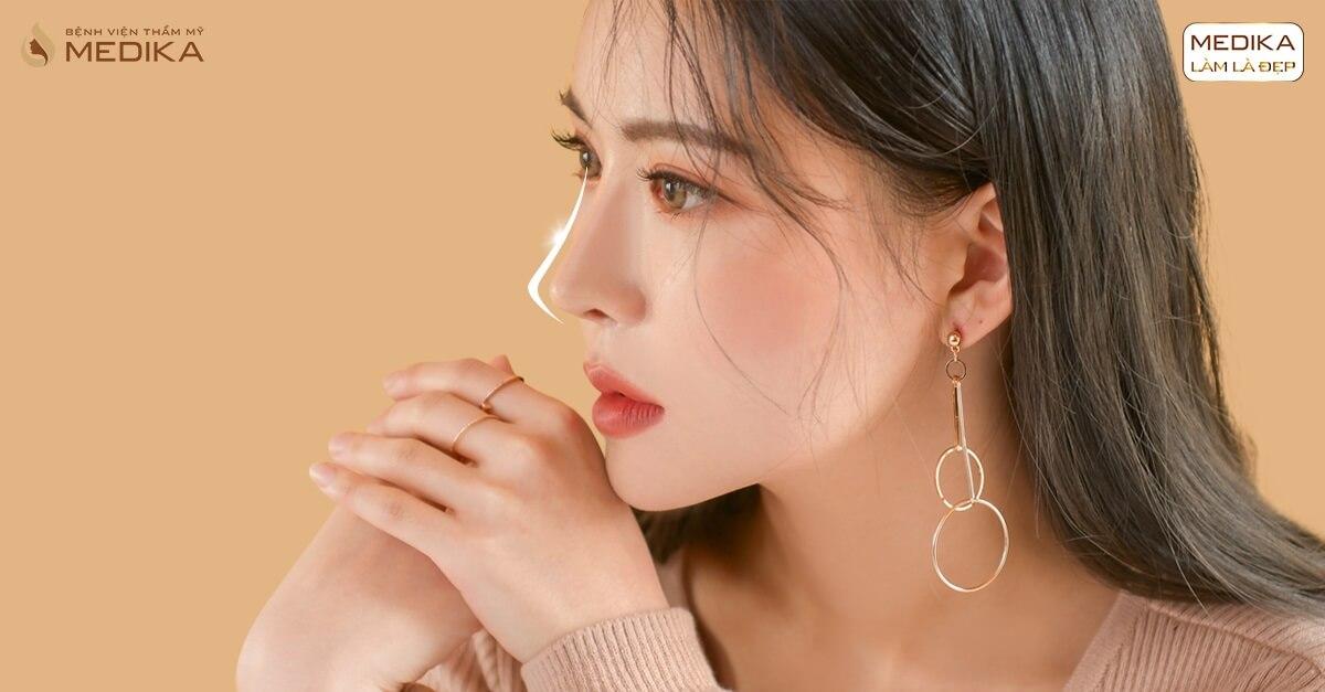 Kinh nghiệm nâng mũi đẹp từ những người sử dụng dịch vụ trước ở Nangmuislinedep.com.vn