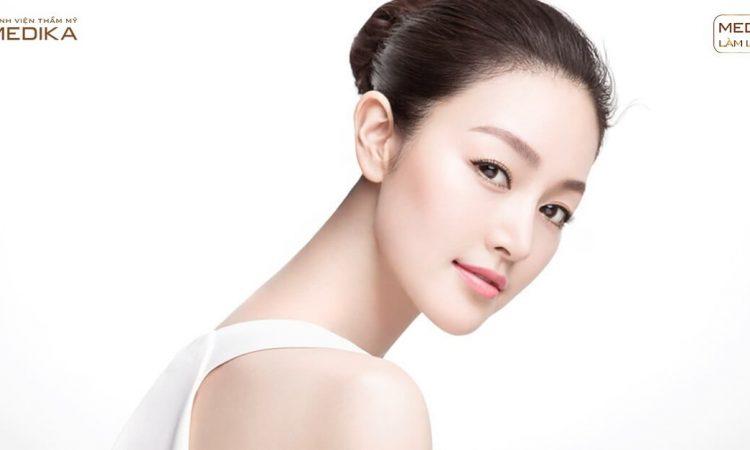 Những đối tượng nên phẫu thuật nâng mũi đẹp tại Nangmuislinedep.com.vn