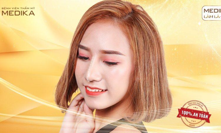 Tiêu chuẩn nâng mũi đẹp là như thế nào ở Nangmuislinedep.com.vn?