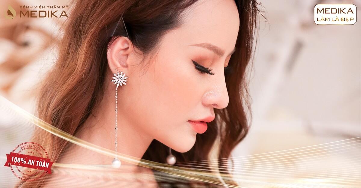 Tiêu chuẩn nâng mũi đẹp là như thế nào tại Nangmuislinedep.com.vn?