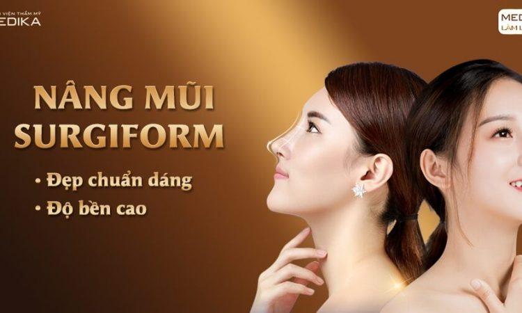 Bạn đã hiểu hết về nâng mũi Surgiform ở Nangmuislinedep.com.vn?